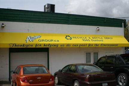banners awnings