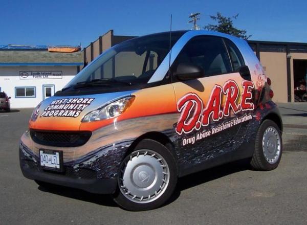 vehicle fleet branding